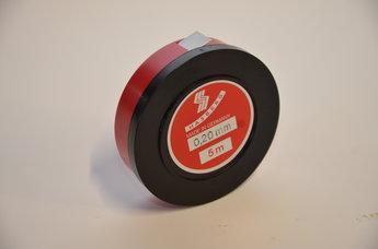 Tolkstål 0,20 mm x 12,7mm tol +/- 0,005 mm, 5 m rul