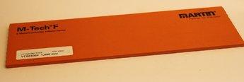 Stålfolie 1,000 mm 5 ark á 150 x 500 mm