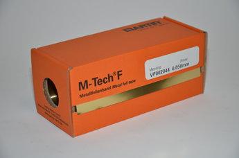 Mässingsfolie 0,050 mm 150 x 2500 mm, rulle