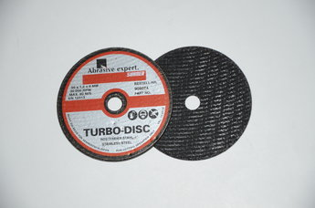 Kapskiva TURBO DISC 50x1.0x6