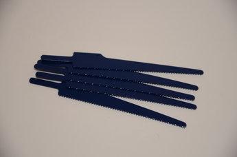 Sticksågblad 18 tänder i sats om 5 st.