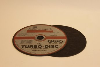 Kapskiva TURBO DISC 178x1.6x22