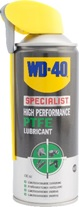 WD 40 Specialist High Perf. PTFE Lubric. 400 ml
